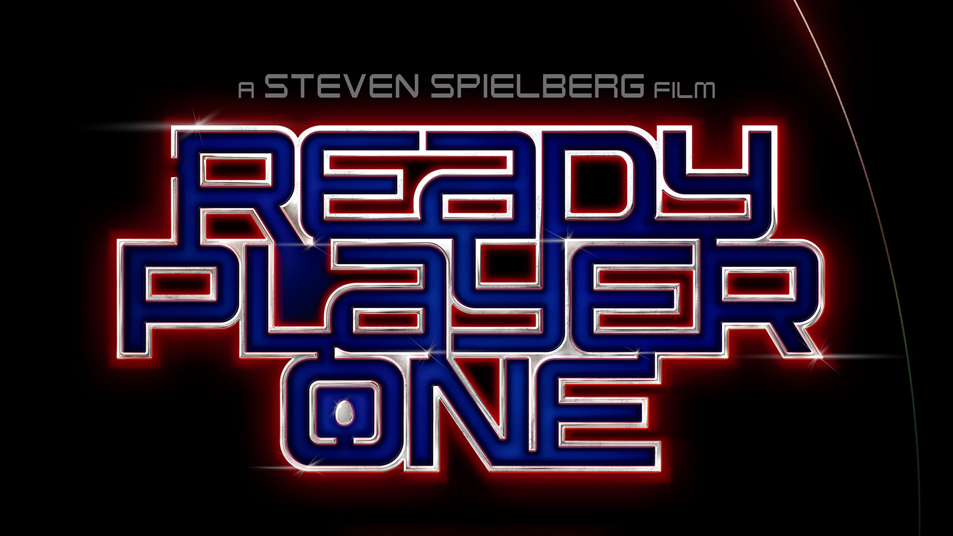 'Ready Player One' - landscape artwork