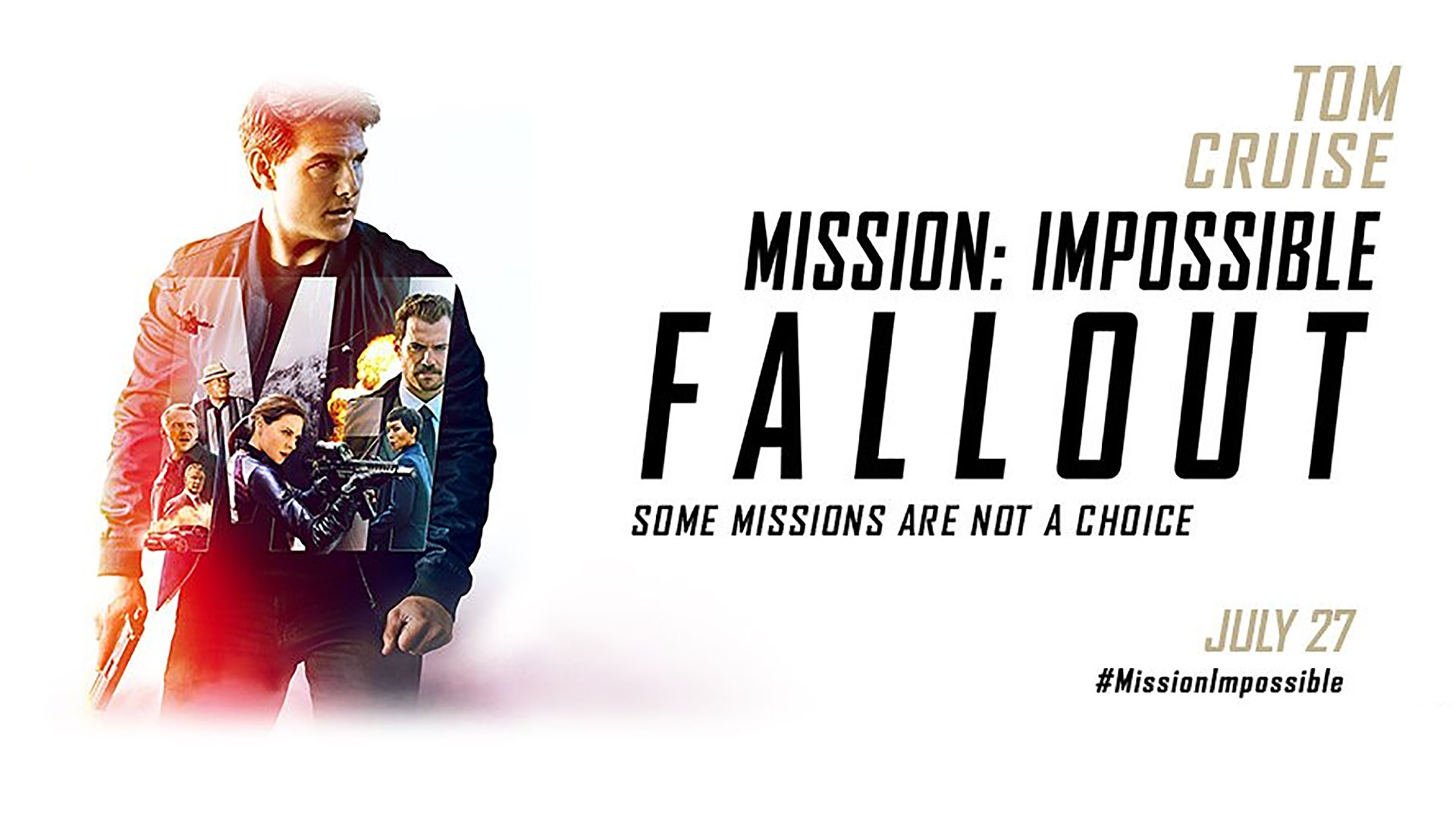'Mission: Impossible - Fallout' - landscape artwork