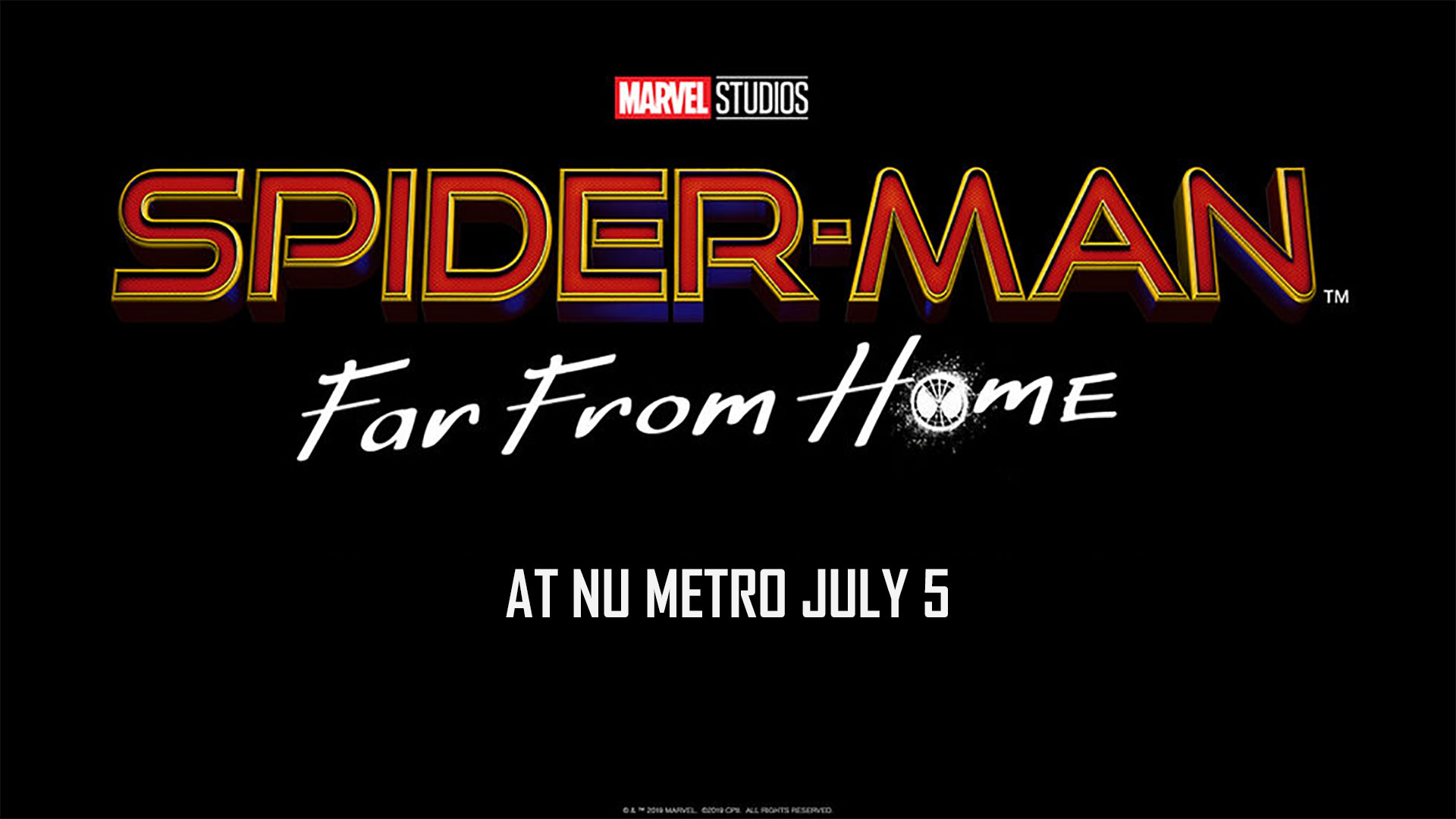 'Spider-Man™: Far from Home' - landscape artwork