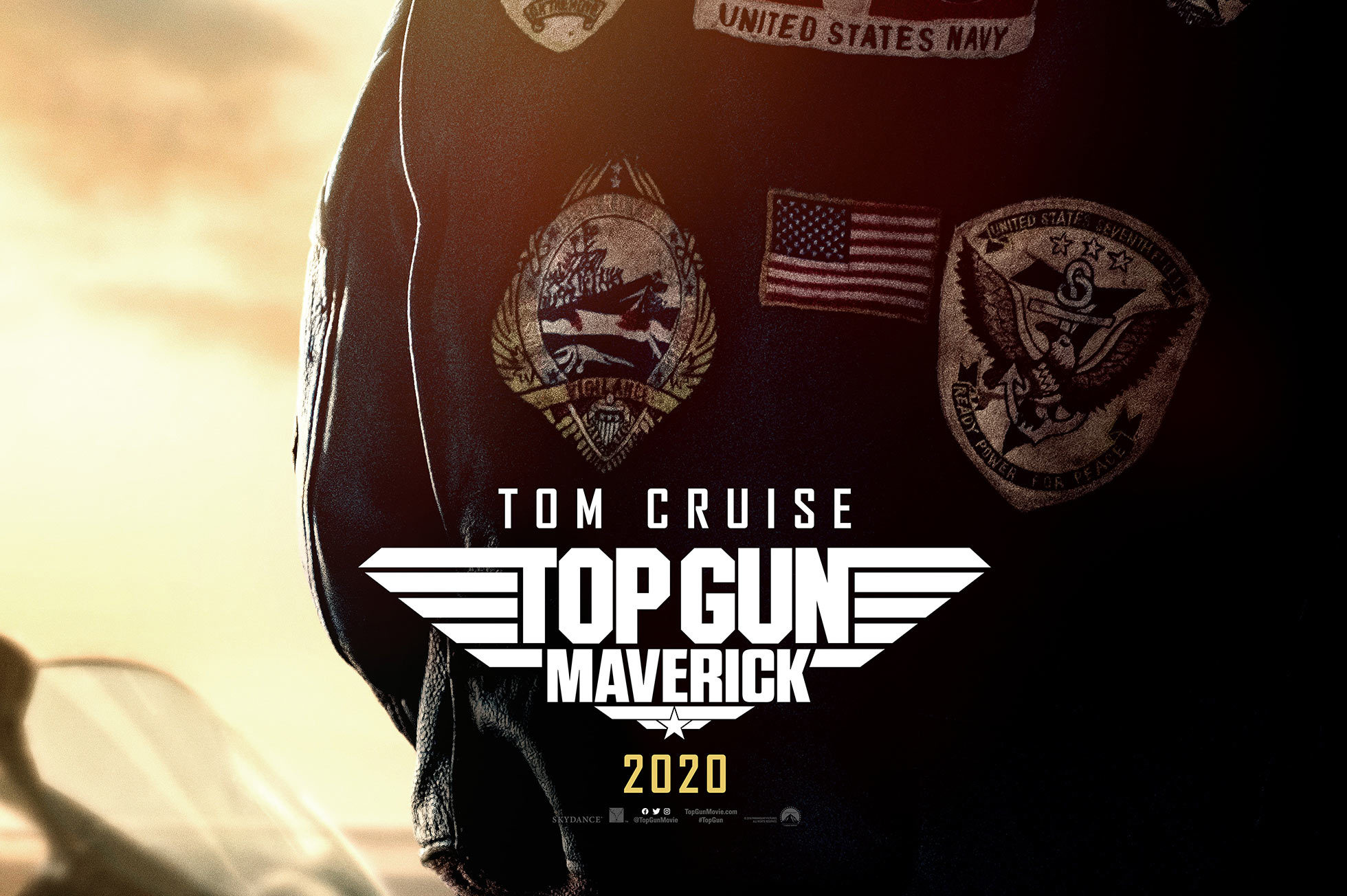 'Top Gun: Maverick' - landscape artwork