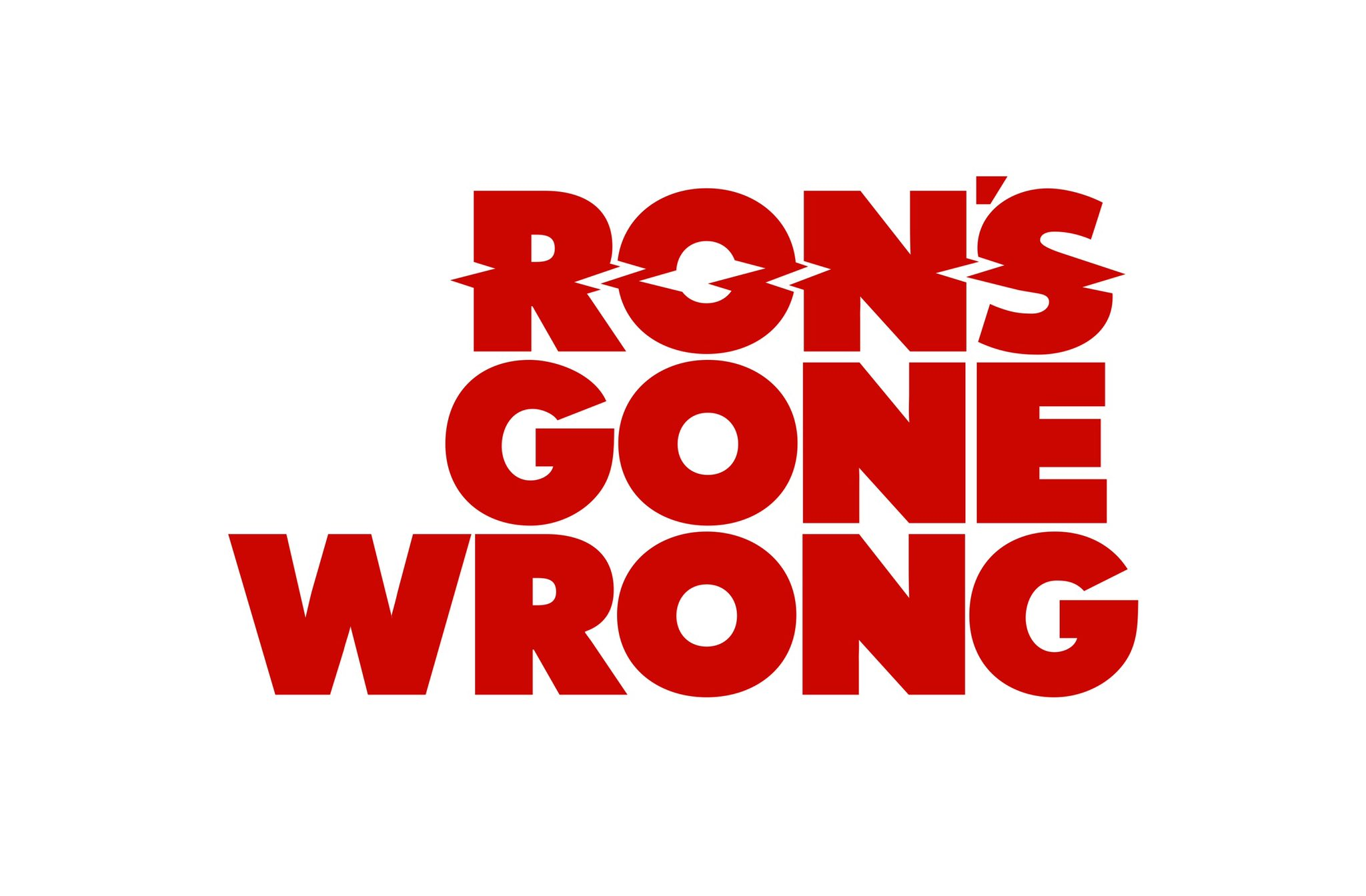 'Ron's Gone Wrong' - landscape artwork