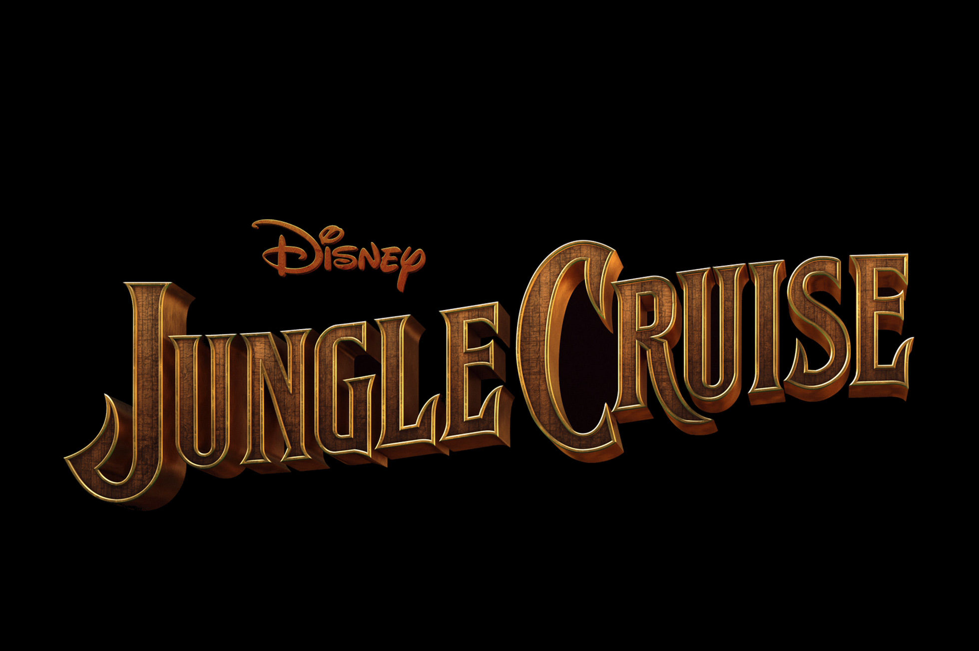 'Jungle Cruise' - landscape artwork