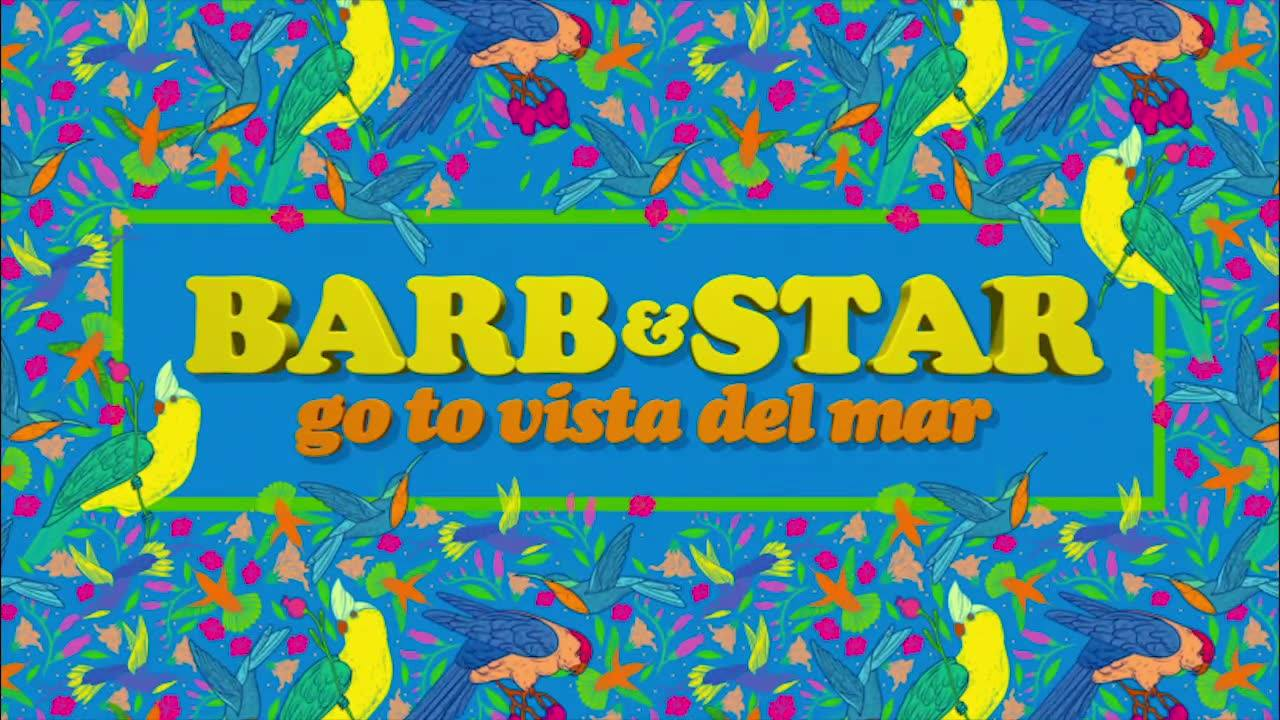 'Barb & Star Go to Vista Del Mar' - landscape artwork