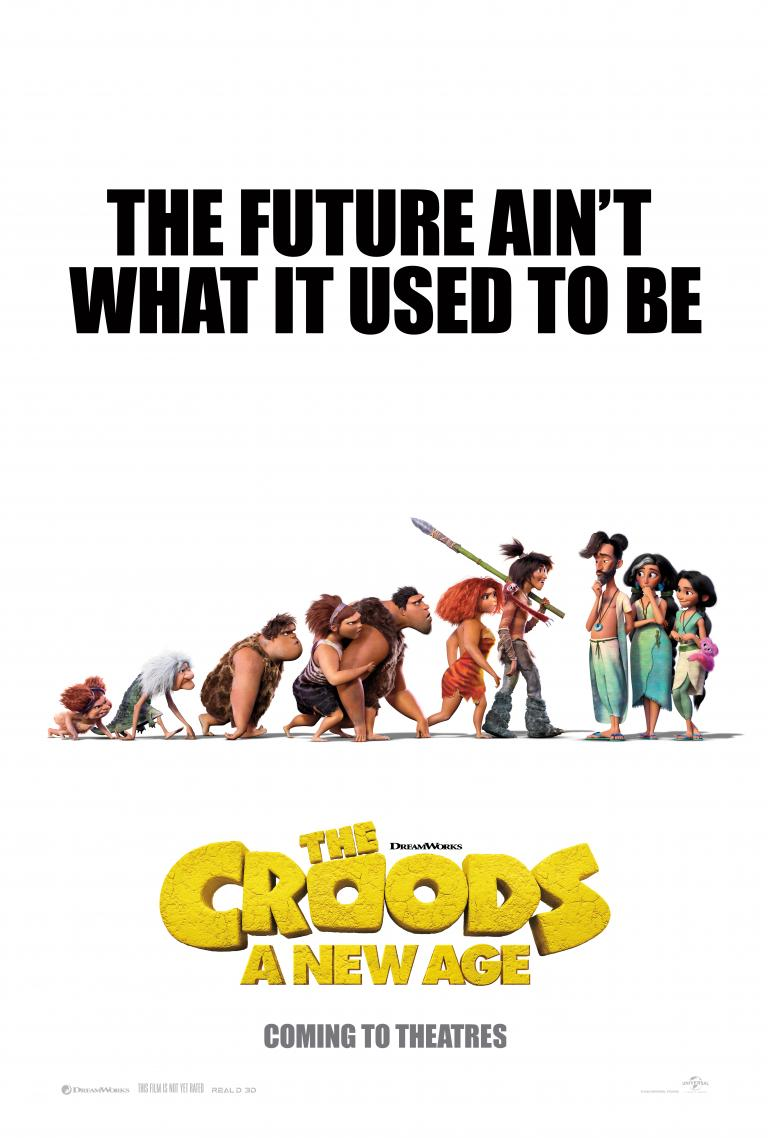 Croods: A New Age, The