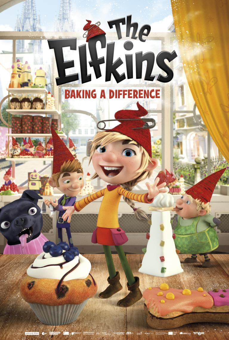 Elfkins: Baking a Difference, The